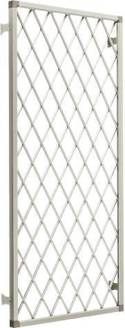 YKKAPオプション 窓サッシ 出窓 フレミングJ:面格子[ラチス格子][幅2600mm×高1170mm]