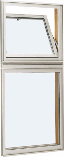 YKKAP窓サッシ オプション フレミングJ 段窓無目:[幅1370mm]