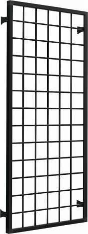 YKKAP窓サッシ オプション フレミングJ 面格子 井桁格子[サッシ取付用]:(装飾窓用)[幅1370mm×高1570mm]