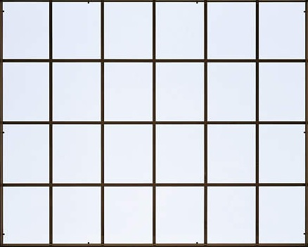 YKKAPオプション 窓サッシ 出窓 エピソード:装飾格子[幅780mm×高970mm]