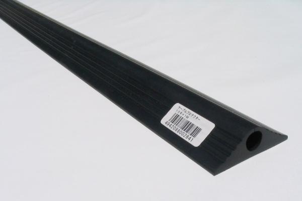 融雪器具・樹脂製杭 融雪用品 プロテクター:ケーブルプロテクター 10φ×1m 25本入り