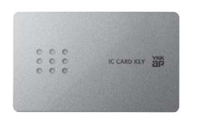 YKKAPオプション玄関ドアヴェナートスマートコントロールキー:追加用カードキー(ピタットKey用)