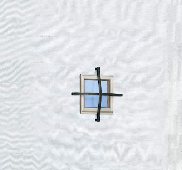 YKKAPオプション 窓サッシ ウィンスター エイピア:デザイン格子[洋風]