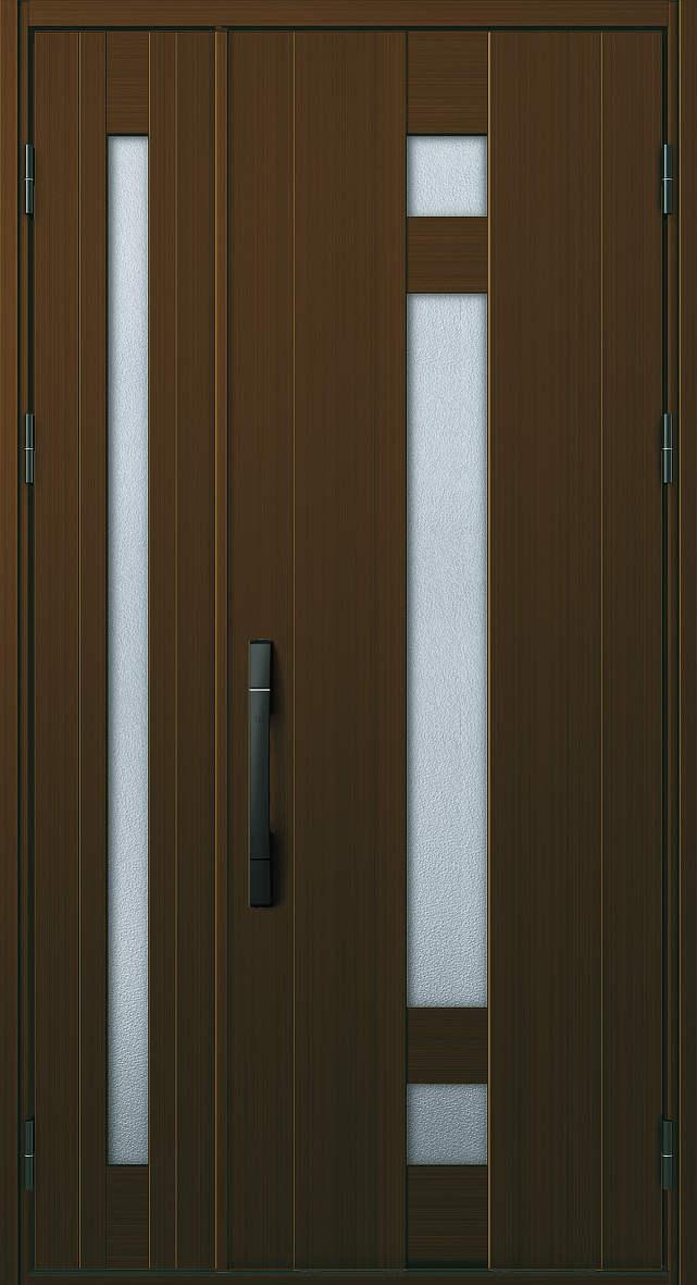 YKKAP玄関 玄関ドア プロント[スマートコントロールキー][C] 親子 ドア高23タイプ:S07型[幅1235mm×高2330mm]【ykk】【YKK玄関ドア】【サッシ】【電気錠】【カードキー】【リモコンキー】【携帯錠】【ピタットKey】【ポケットKey】【電池錠】