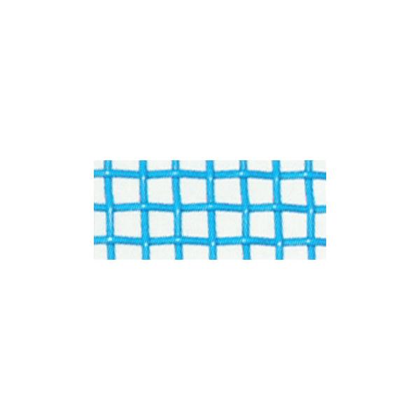 産業用金網 ビニール平織金網:径0.8mm×5メッシュ 910mm×30m【ビニル】