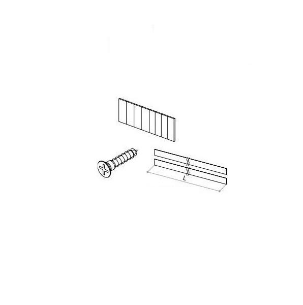 YKKAPオプション窓サッシ引き違い窓エピソード:浴室用防水部品セット