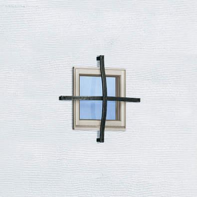 YKKAPオプション 窓サッシ ウィンスター エピソード:デザイン格子[洋風]