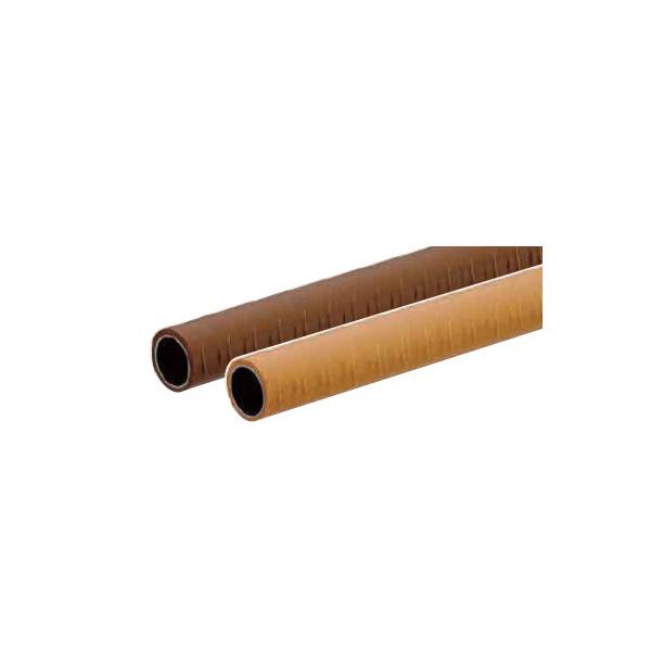 リフォーム用品 バリアフリー 室内用手すり ロングスパン1400:マツ六 35ロングスパン1400ディンプル付