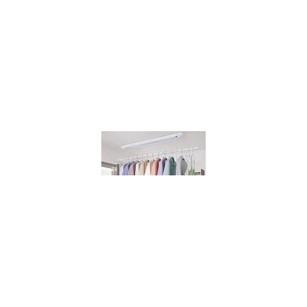 リフォーム用品 建築資材 物干 室内用物干:パナソニック ホシ姫サマ 手動/天井直付けタイプ