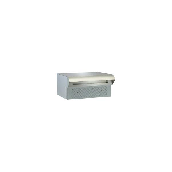 リフォーム用品 建築資材 宅配ボックス・ポスト 戸建住宅用ポスト:ハッピー金属 ファミールポスト 673