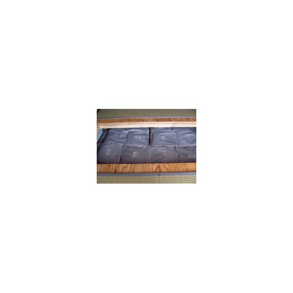 リフォーム用品 建築資材 束・土台パッキン 床下調湿材:国元商会 タケタン800
