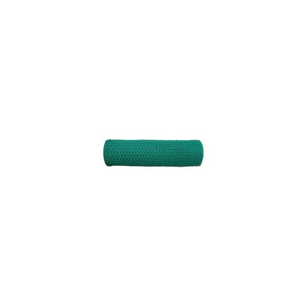 リフォーム用品 建築資材 型材・チェーン・金網 金網:吉田隆 ビニール亀甲金網 910mmX30m 線径0.85X目16mm