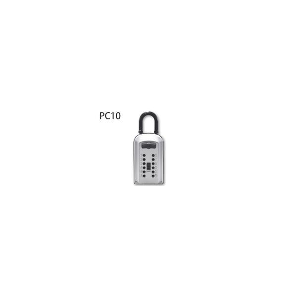 リフォーム用品 金物 物件管理ロック・キーボックス・南京錠 キーボックス:ケイデンセキュリティー カギ番人プラス 南京錠型