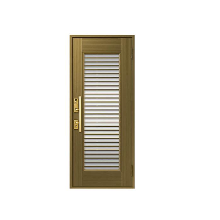 LIXIL 玄関ドア クリエラR 片開き 半外付型:13型[幅818mm×高1917mm]