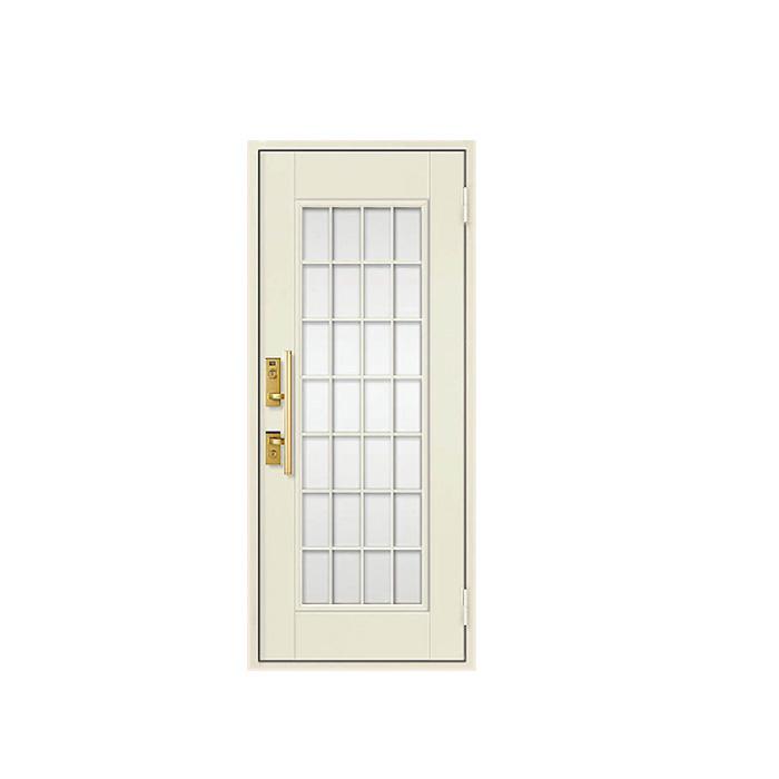 LIXIL 玄関ドア クリエラR 片開き 半外付型:14型[幅818mm×高1917mm]