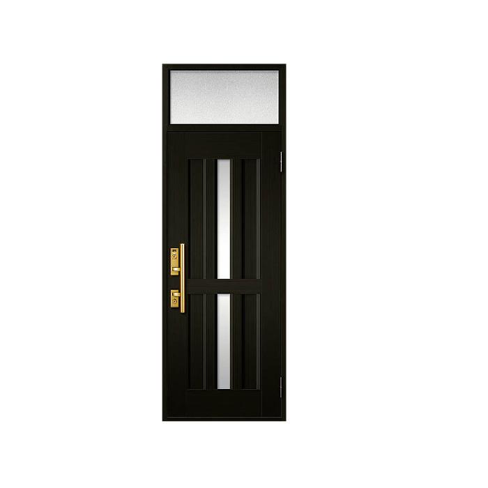 LIXIL 玄関ドア クリエラR 片開きランマ付 内付型:15型[幅790mm×高2330mm]