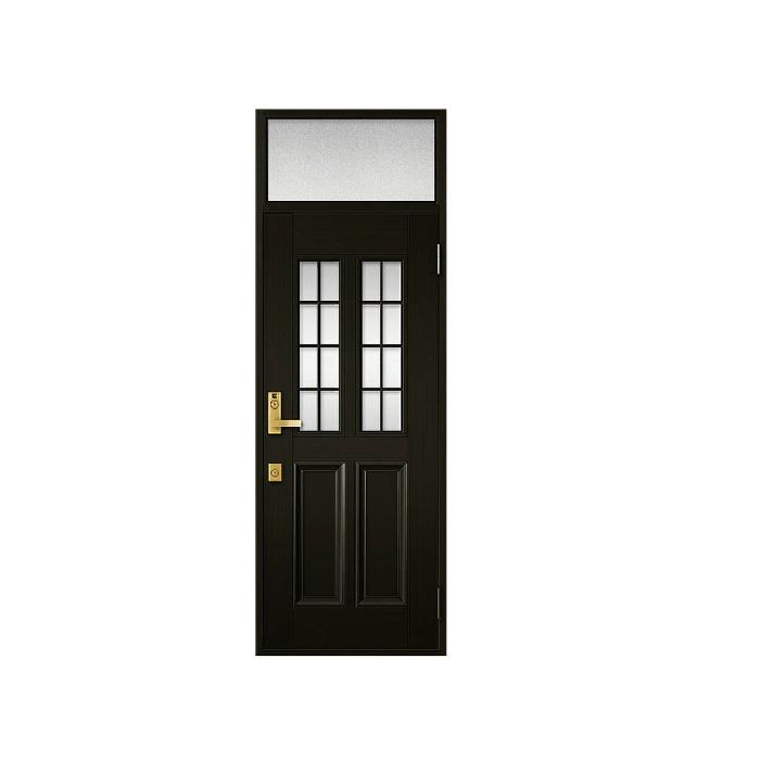 LIXIL 玄関ドア クリエラR 片開きランマ付 内付型:12型[幅790mm×高2330mm]
