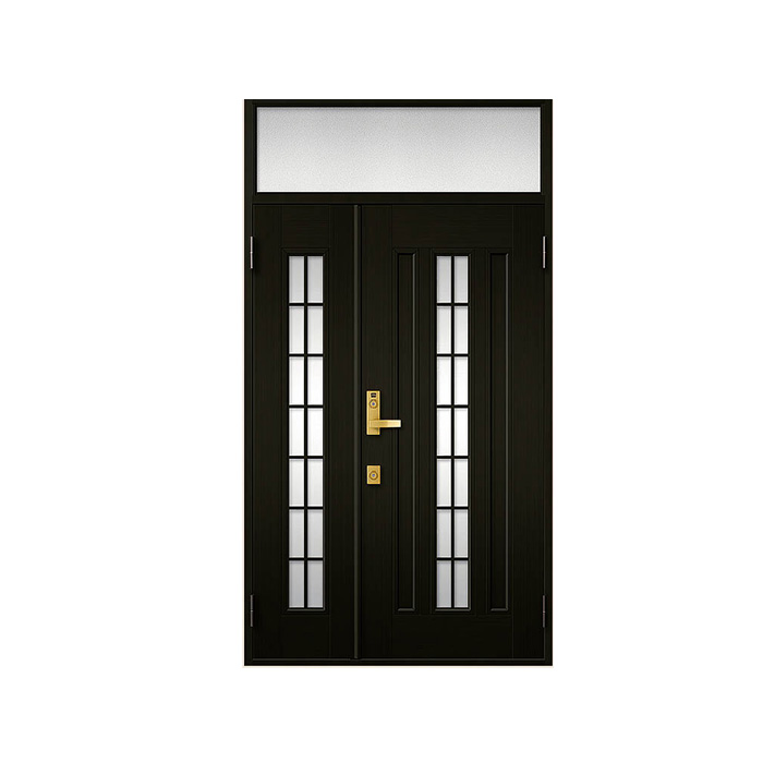 LIXIL 玄関ドア クリエラR 親子ランマ付 内付型:20型[幅1240mm×高2330mm]