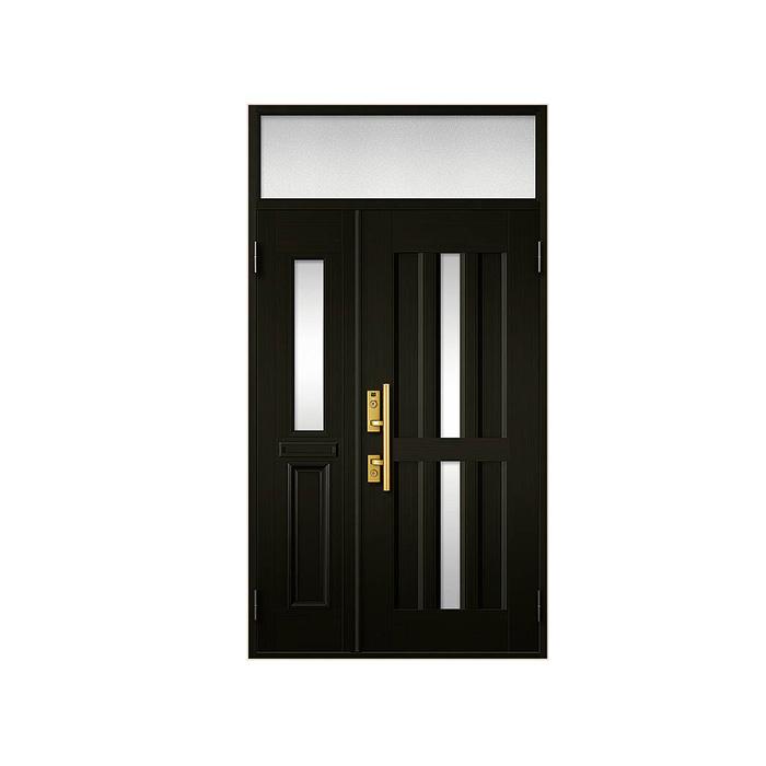 LIXIL 玄関ドア クリエラR 親子ランマ付 内付型:15型[幅1240mm×高2330mm]