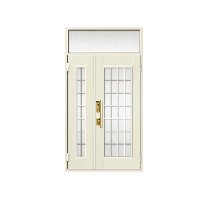 LIXIL 玄関ドア クリエラR 親子ランマ付 内付型:14型[幅1240mm×高2330mm]