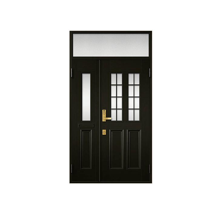 LIXIL 人気 おすすめ 玄関ドア クリエラR 安心の実績 高価 買取 強化中 内付型:12型 親子ランマ付 幅1240mm×高2330mm