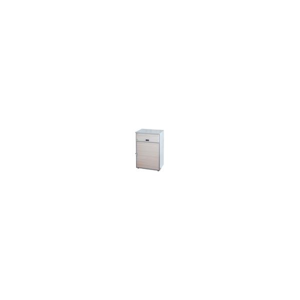 リフォーム用品 建築資材 宅配ボックス・ポスト 宅配ボックス:KGY工業 リシムワイド 木目