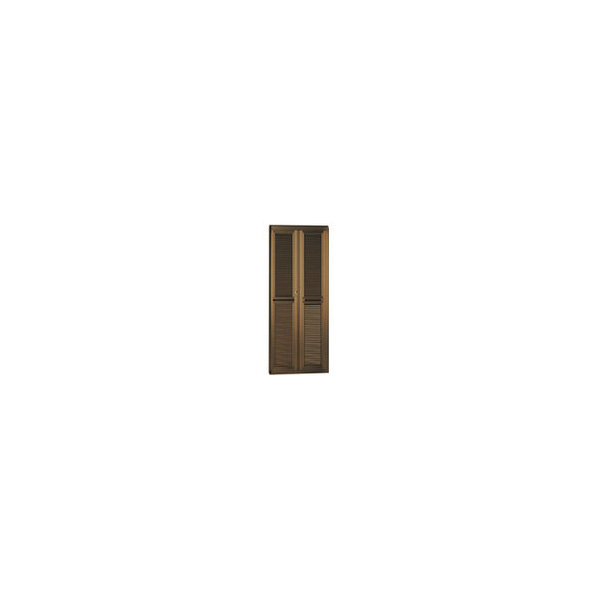 リフォーム用品 金物 窓の金物 玄関網戸:オーバル ナイスウィンズドア 製品高さ2150mm ブロンズ
