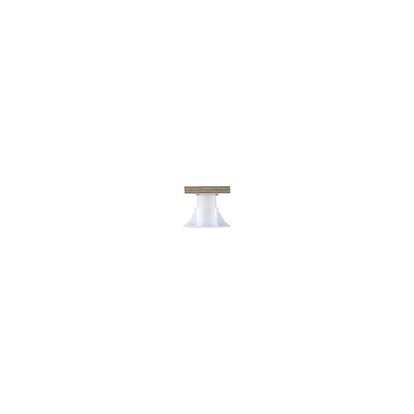 リフォーム用品 建築資材 束・土台パッキン 床束:フクビ プラ木レン 3A型 1セット20個入