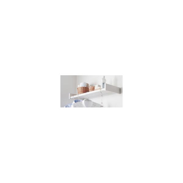 リフォーム用品 収納・内装 壁面収納 壁面収納:森田アルミ工業 Wally(ウォーリー) 多目的シェルフ バーチ 幅1910mm