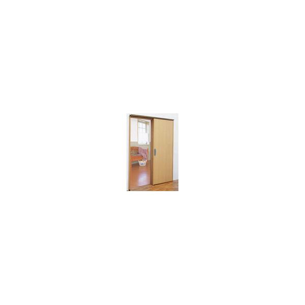 リフォーム用品 バリアフリー 階段・廊下 エコ引き戸:マツ六 エコ引き戸 標準タイプ アウトセット錠付