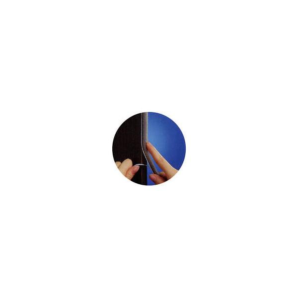 リフォーム用品 金物 室内引戸の金物 モヘアシール:槌屋ティスコ すき間モヘアシール 100m巻 PU6040