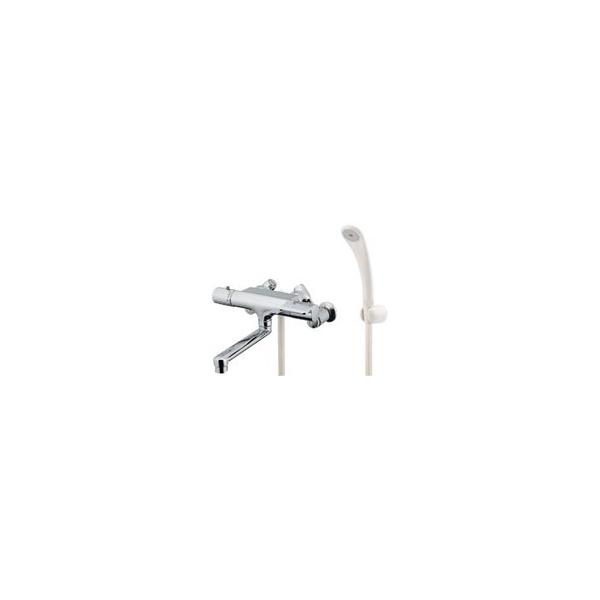 リフォーム用品 水まわり 浴室 混合栓:カクダイ サーモスタットシャワ混合栓  174-370K (寒冷地用)