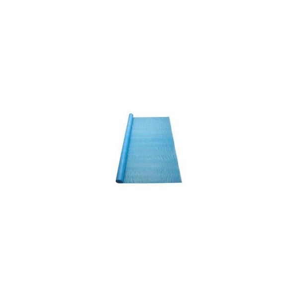 リフォーム用品 建築資材 袋・シート・養生 空袋・土のう袋・シート:三鬼化成 輸入ブルーシート原反 ライト 約1800mm×100m巻