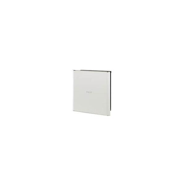リフォーム用品 建築資材 宅配ボックス・ポスト 戸建住宅用ポスト:福彫 グラン ホワイト
