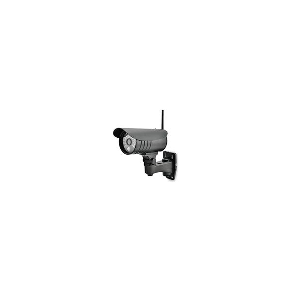 リフォーム用品 防犯 ここにも防犯 ワイヤレスカメラ:朝日電器 増設カメラ 屋外用