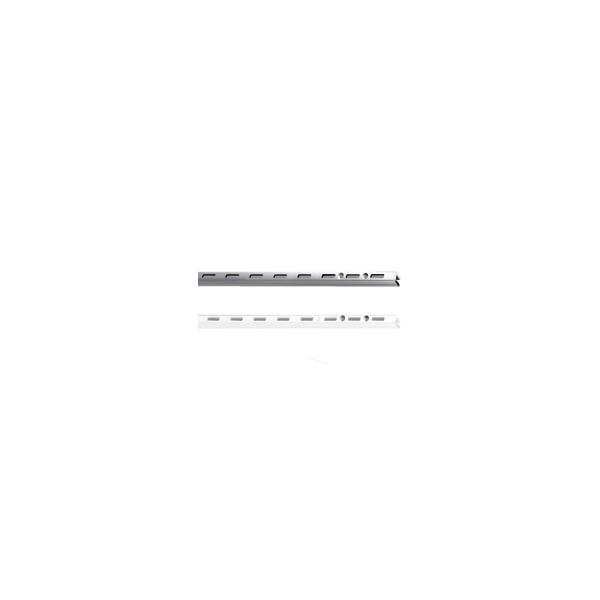 リフォーム用品 収納・内装 システム収納 チャンネルサポート:ロイヤル チャンネルサポートASF-1(シングル)クロームお得パック