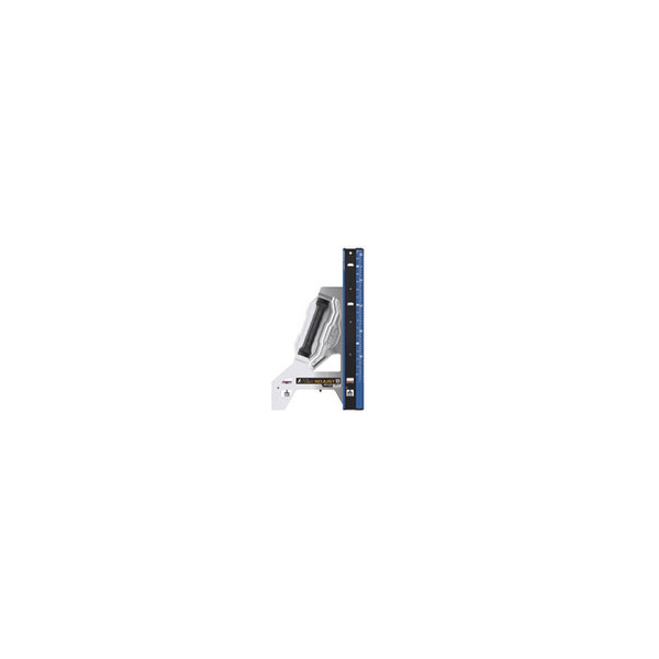 リフォーム用品 道具・工具 大工・作業工具 測定用品 丸ノコガイド定規:シンワ測定  エルアングル Plus アジャスト  450mm