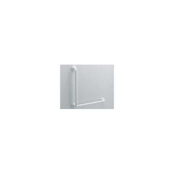 リフォーム用品 バリアフリー 浴室用手すり ステンアクアレール:TOTO インテリアバー Fシリーズ Lタイプ φ32×800×600mm