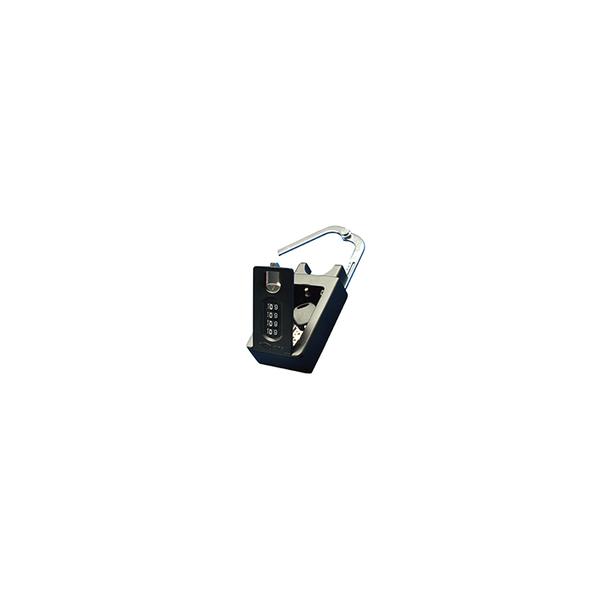 リフォーム用品 金物 物件管理ロック・キーボックス・南京錠 キーボックス:ガードロック キーバンカー ブラック