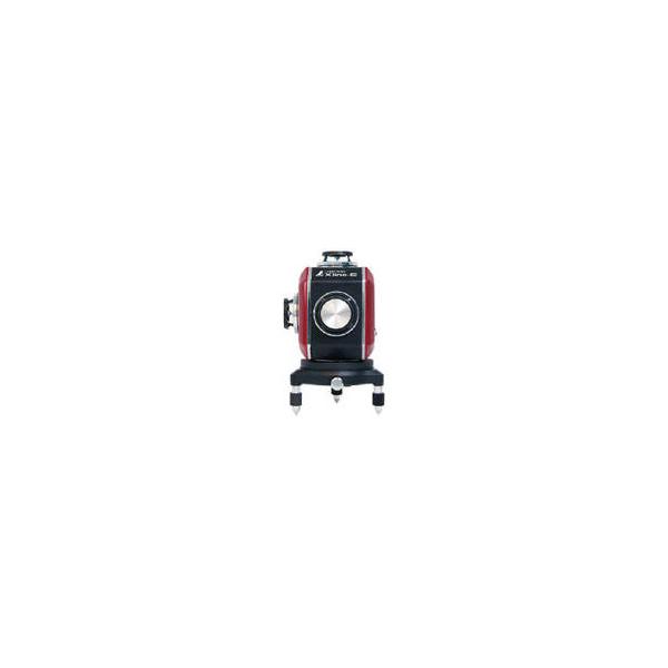 リフォーム用品 道具・工具 大工・作業工具 レーザー墨出し器:シンワ測定  レーザーロボXline-Eレッド フルライン・地墨クロス