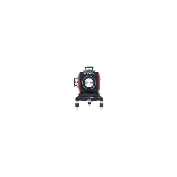リフォーム用品 道具・工具 大工・作業工具 レーザー墨出し器:シンワ測定  レーザーロボXlineレッド  フルライン・地墨クロス