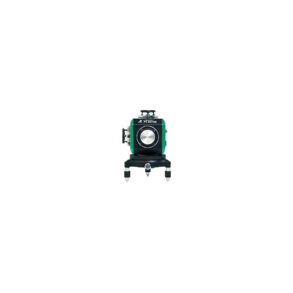 リフォーム用品 道具・工具 大工・作業工具 レーザー墨出し器:シンワ測定  レーザーロボXline グリーン  フルライン・地墨クロス