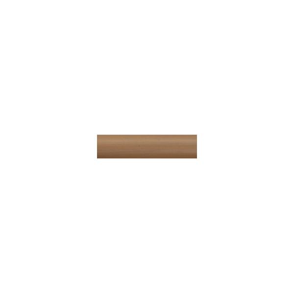 リフォーム用品 バリアフリー 屋外用手すり アプローチEレール:積水樹脂 SP手すり笠木(手すり本体) 4m