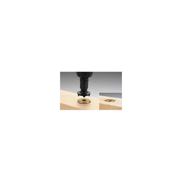 リフォーム用品 耐震・防災 構造の耐震 接合金物:栗山百造 クリカッターKC お得パック(1箱300個入)
