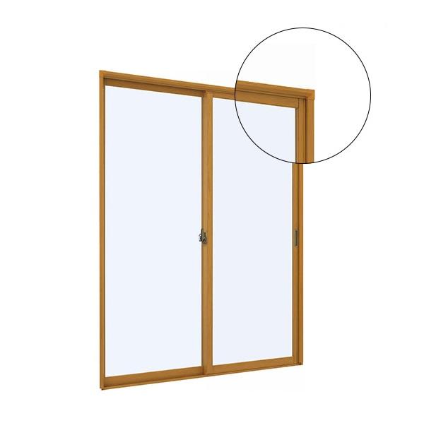 驚きの価格が実現 YKKAPプラマードU オプション 引き違い窓用化粧額縁 幅4601~4700mm×高1601~1700mm 訳あり商品 三方: