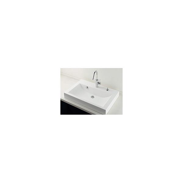 リフォーム用品 水まわり 洗面所 手洗器:カクダイ 角型洗面器