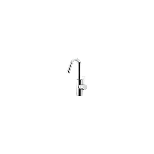 リフォーム用品 水まわり 洗面所 手洗器:カクダイ シングルレバー混合栓