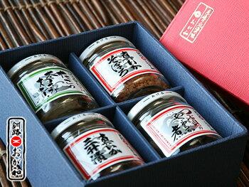 釧路おが和 厳選4種 ギフトセット 迅速な対応で商品をお届け致します 化粧箱入 トラスト A