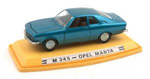 送料無料 ホビー 模型車 舗 車 通販 激安◆ レーシングカー オートスペインオペルマンタauto pilen m345 opel espagne 143 manta cret