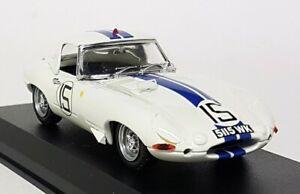 送料無料 ホビー 模型車 車 レーシングカー スケールジャガータイプルマンモデルbest 143 scale 9151 jaguar 一部地域を除く cuningham le 1963 e voiture grossman type modele 人気ブレゼント! mans